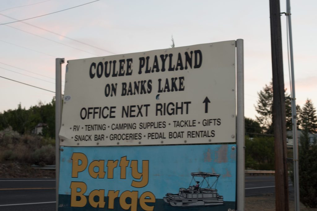 Coulee Playland Washington