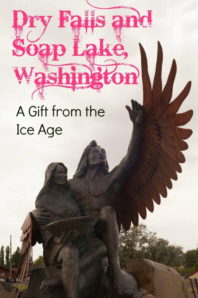 Soap Lake Sundial