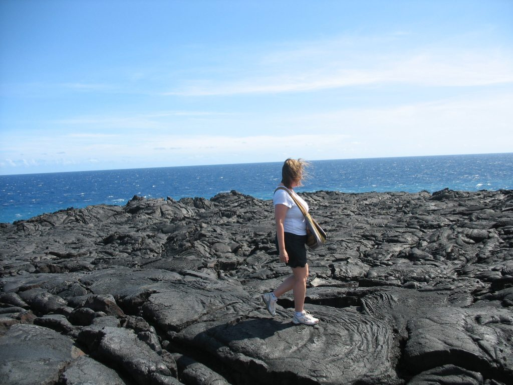 Kilauea Volcano Big Island