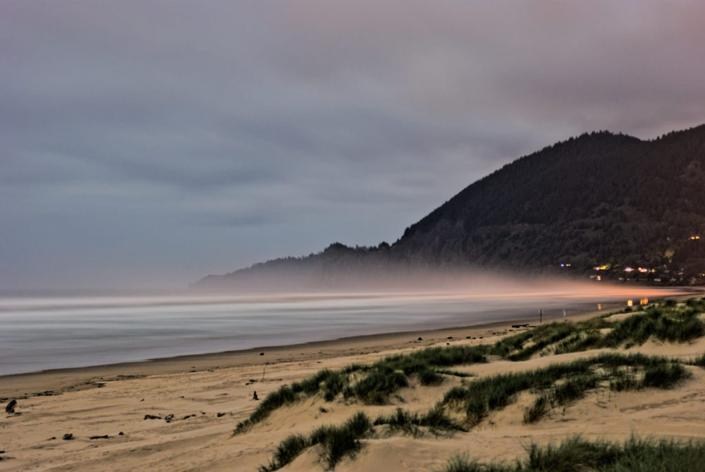 Nehalem Bay, Oregon