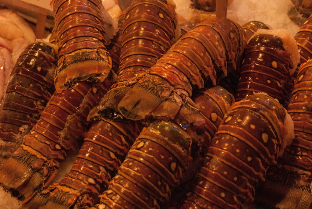 Pike Place Lobster Tails