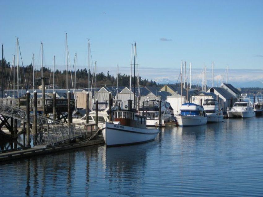 Port of Olympia, Washington