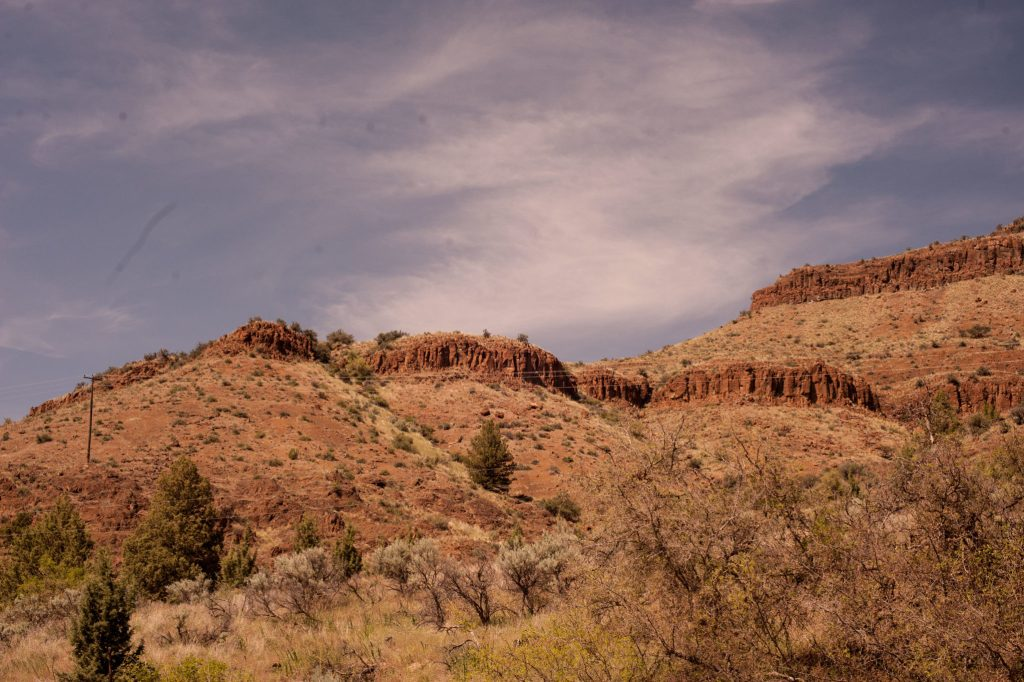 High Desert Country Oregon