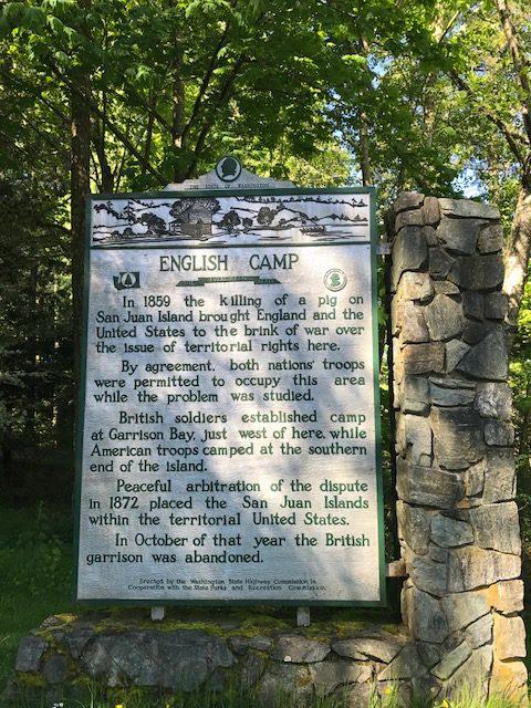 English Camp San Juan