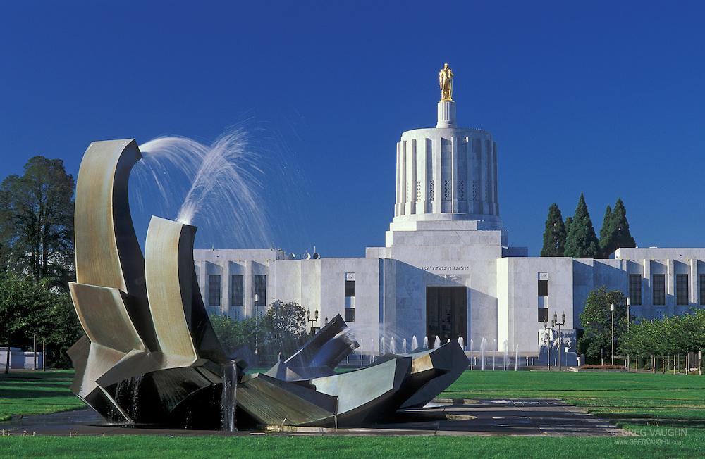 Salem Capitol Building
