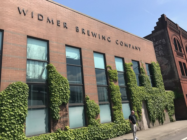Brewery Tour: Widmer Brothers Brewing