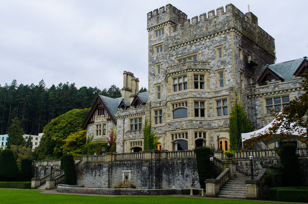 Hatley Castle Victoria