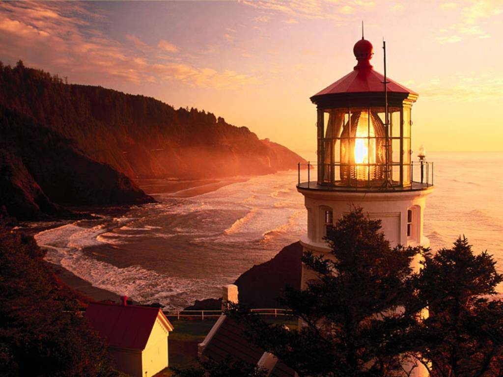 Road Trip: The Lighthouses of Oregon