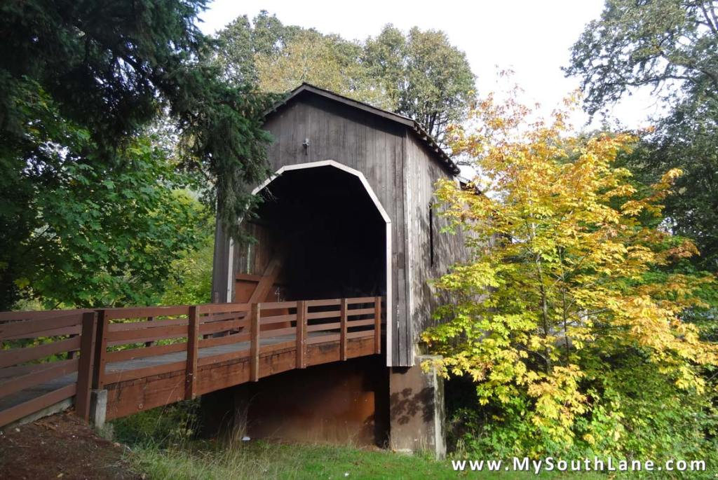 Oregon's Covered Bridges