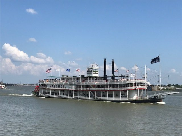 New Orleans Natchez