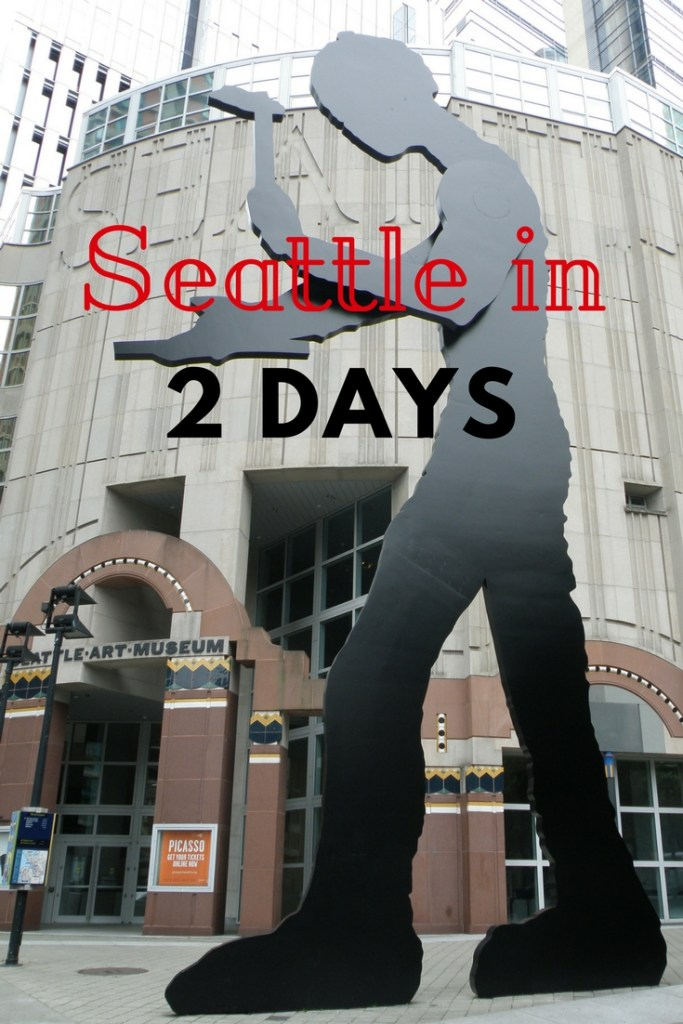 Seattle Itinerary in 2 Days