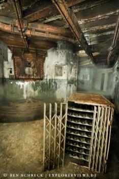 Grenzraume Bunker Heute Maginot Linie