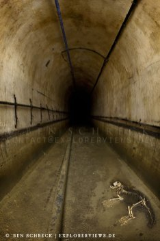 Maginot Tunnel of Death