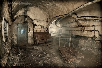 small bunker of the maginot line