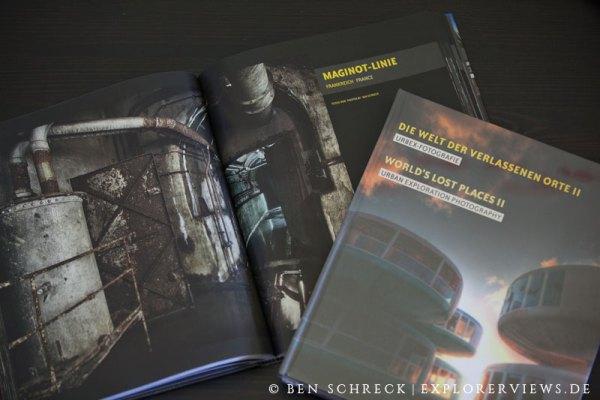 Maginot Fotos Buch Veröffentlichung