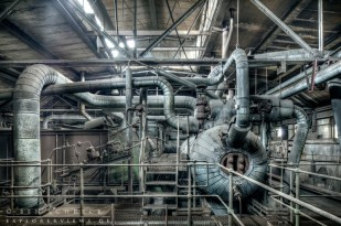 abandoned decay industry