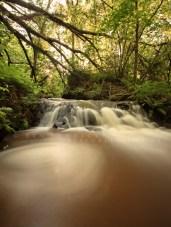 petit cascade à Montaiguet en Forez
