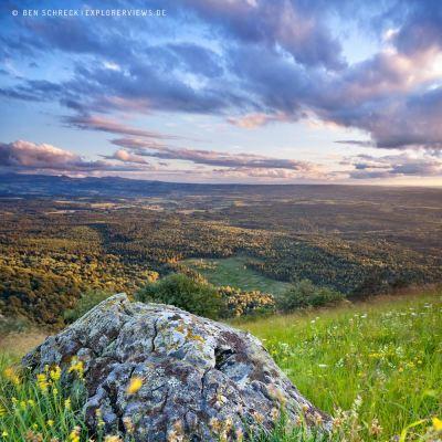 Puy de Come Auvergne