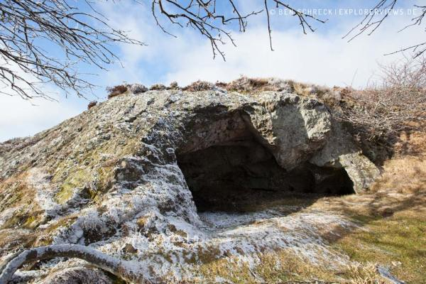 Auvergne Grotte Petit Suchet