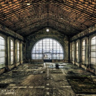 Machine Hall Urbex