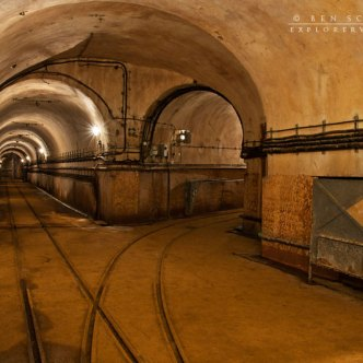 Maginot Linie Tunnel Michelsberg