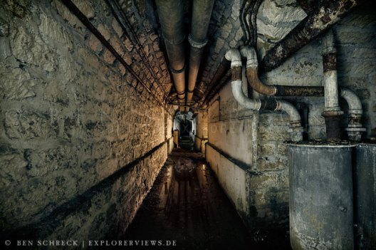 Maginot Pipes Tunnel