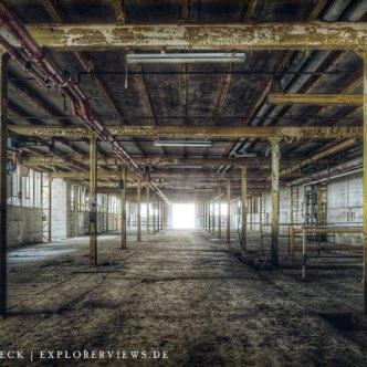 Abandoned Industry Bretagne Urbex
