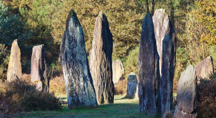 Megalithes de Monteneuf