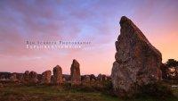 Sites megalithiques Menhire Bretagne