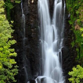 Cascade du Satre Cantal 2341