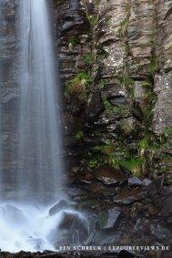 Wasserfall Guery Auvergne