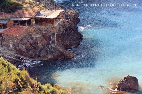Cala Deia Strandbar Mallorca