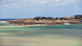 Hebihens Insel Wanderung