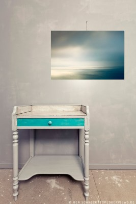 Art Canvas Light over the sea