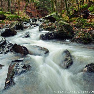 Auvergne Cascade Sichon