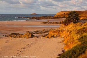 Strand Bretagne Greves