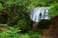 Wasserfall Auvergne Mont Dore 2749