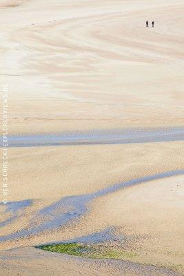 Dunes Sable dor Plurien