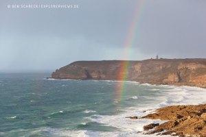 Cap Frehel Rainbow