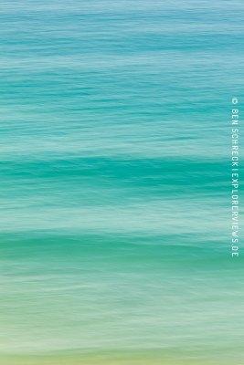 Wellen Meer