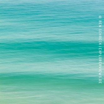 Wellen Meer abstrakte Fotografie
