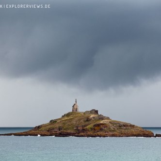 Insel Kapelle Bretagne