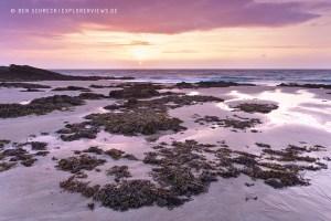 Strand Sonnenuntergang 6683