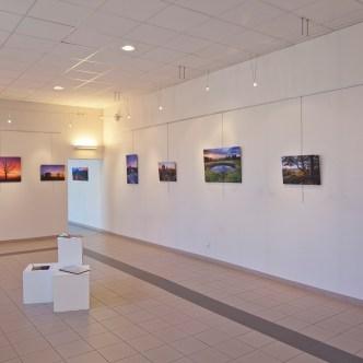 Ausstellung Touristenbüro Lapalisse- Auvergne