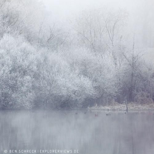 Bretagne im Winter