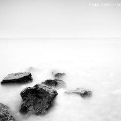 Nebel am Meer