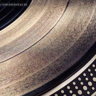 Vinyl Junkie Platte