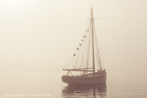 Segelboot Bretagne Photo Series Bens Photography