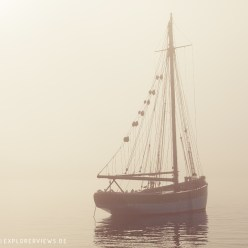 Segelboot Bretagne