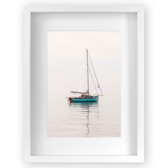 Sailboat in the morning 1385